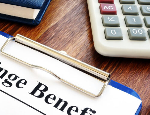 All about fringe benefits tax