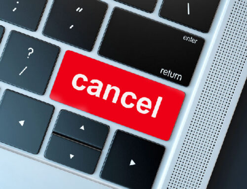 The one thing you should do when contracts, sales or purchases are cancelled