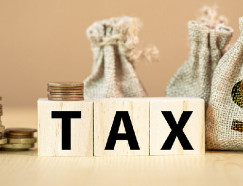 What is the small business income tax offset?