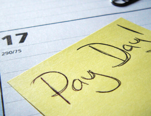Do these 3 things on every payday