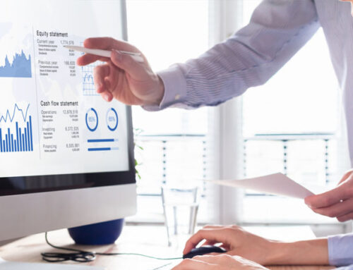 What are business activity statements?