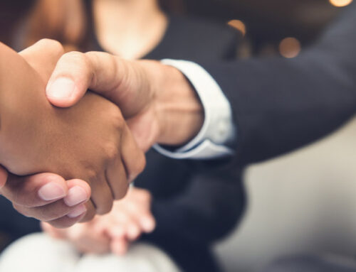 What are the main types of partnerships?