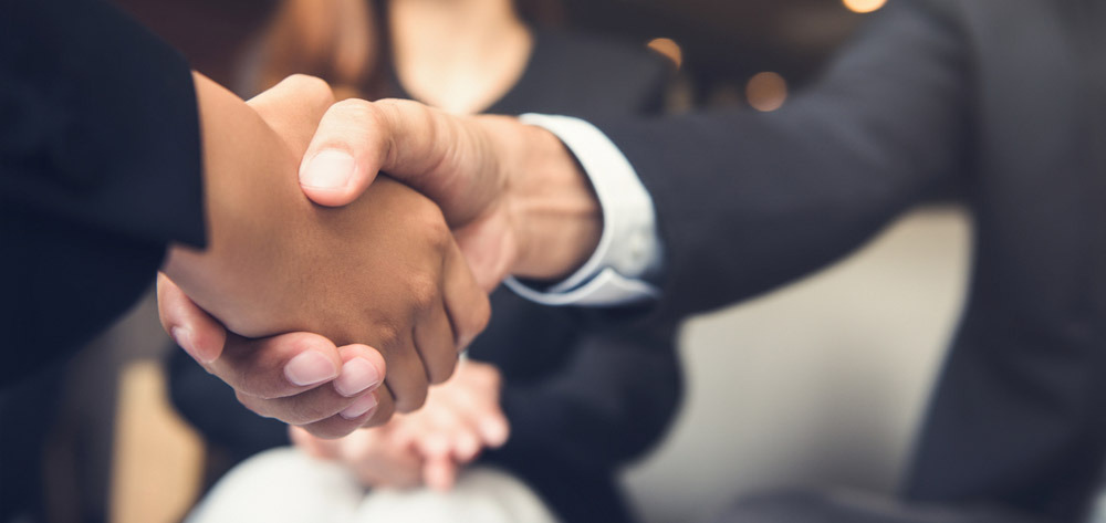 What are the main types of partnerships