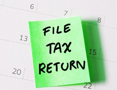 Your First Tax Return: What You Need To Know